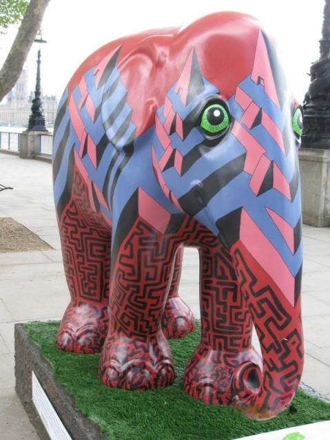 Elephant Parade London 2010 | The Wondrous Design Magazine